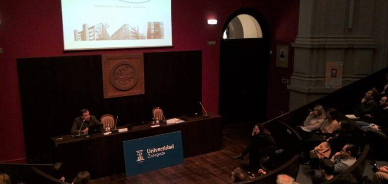 03/04/2019 Se presenta en Zaragoza el Observatorio Ciudad 3R en el marco de la VI Jornada de la Cátedra Zaragoza Vivienda