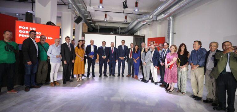 30-08-2019 Participación del Observatorio Ciudad 3R en la Reunión sectorial con el Presidente del Gobierno