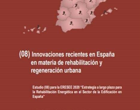19/10/2020 Se publican los Informes de Apoyo a la ERESEE 2020 entre los que esta el realizado por el Observatorio Ciudad 3R